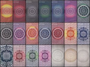 Modern Poster Collage  Mandala Art Small Tapestry Bohemian Delightful Handmade