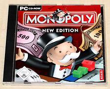 PC juego monopoly New Edition-como nuevo