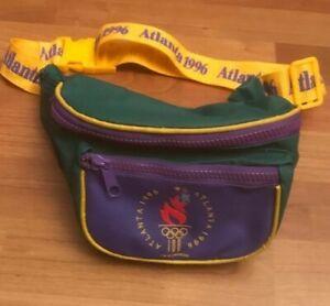 Vintage VTG Avon 1996 Atlanta Olympics Fanny Back Adjustable Waist Strap