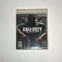 Call Of Duty: Black Ops (Sony PlayStation 3, 2010) PS3 Video Game NO MANUAL