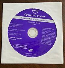 Dell Microsoft Windows 10 Professional 64 Bit Reinstallation CD 7PF46 - L@@K
