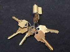 US Lock KIK/KIL Cylinder w/ 6 Keys- Locksmith