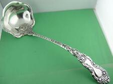 "Sterling GORHAM 12"" Soup Serving Ladle IMPERIAL CHRYSANTHEMUM 1894 ~ 12.42 ozt"