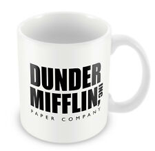Dunder Mifflin Mug - TV Christmas Gift Idea Office Dad Son Series Funny #95