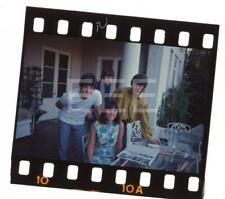 The Beatles Paul McCartney Ringo Starr Original Old Photo Transparency 572B