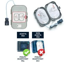 Philips Heartstart FRx elettrodi ORIGINALI Smart Elettrodi per defibrillatore
