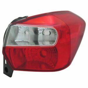 TYC NSF Right Side Tail Light Assy for Subaru Impreza Hatchback 2014-2016 Models