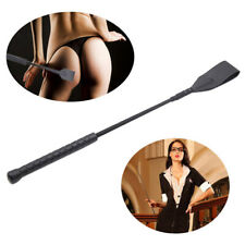 Usa Riding Crop Horse Whip Faux Leather Flogger Horse Bandage Sex Whip Restraint