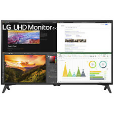 "LG 43 Inch Monitor 43UN700T-B 4K UHD 3840x2160 IPS USB-C HDR 10 43"" Monitor"