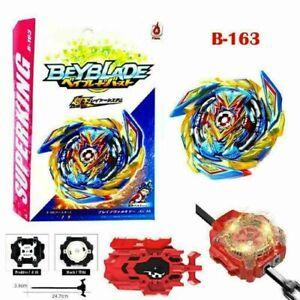 B163 Takara Tomy Beyblade Burst SuperKing Booster Brave Valkyrie.Ev' 2A AU New