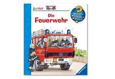Die Feuerwehr / Wieso? Weshalb? Warum? Junior Bd. 2 von Katja Reider (2004, Ringbuch)