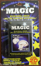 SVENGALI DECK MAGIC CARDS STAGE MAGICIAN OVER 20 PROFESSIONAL TRICKS EASY TO DO