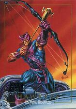 Marvel Masterpieces 2016 Joe Jusko Commemorative Buyback Card #34 Hawkeye