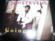 Jon Stevens Of Noiseworks Going Down Rare CD Single - Like New