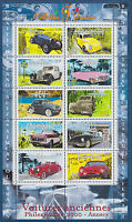 2000 FRANCE BLOC N° 30** NEUF LUXE VOITURES / CLASSIC CARS SHEET SC 2770 MNH