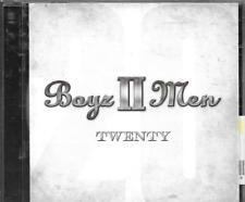 2 CD ALBUM 21 TITRES--BOYZ II MEN--TWENTY--2011
