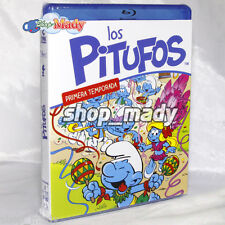 The Smurfs First Season - Los Pitufos Primera Temporada Blu-ray ESPAÑOL LATINO