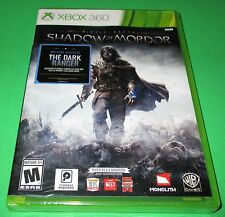 Middle-Earth: Shadow of Mordor Microsoft Xbox 360 *Factory Sealed! *Free Ship!