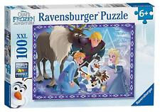 Ravensburger Disney Frozen, Olaf's Adventures XXL 100pc Jigsaw Puzzle