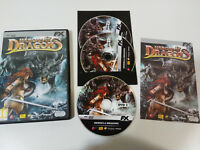 Helden & Dragons Fx Interactive - Set PC 3 X Dvd-Rom Spanisch - Am