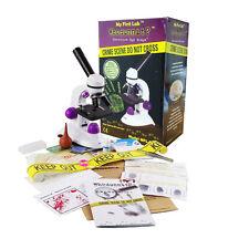 My First Lab Whodunnit Kids Childrens Microscope Mfl-007 Science Toy Mfl007