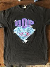 Vintage Diamond Dallas Page Shirt - Mens M. Small Flaw