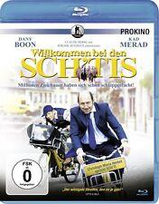 WILLKOMMEN BEI DEN SCH'TIS (Dany Boon, Kad Merad) Blu-ray Disc NEU+OVP