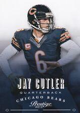 CHICAGO BEARS JAY CUTLER 2013 PANINI PRESTIGE #32