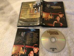 NEEDFUL THINGS (1993) DVD W/ INSERT RARE OOP ED HARRIS