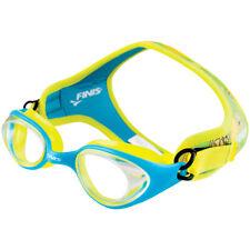 FINIS Frogglez Goggles w/ Comfort Strap UV Protection Anti Fog - Lemon Clear