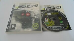 Need For Speed Pro Street Racing Game For Sony Playstation 3 PS3 Worldwide Post!