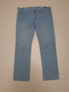 Atelier Gardeur Nevio1 Jeans Herren W38 L30 Blau