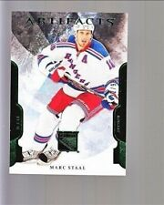 2011-12 Artifacts Emerald #73 Marc Staal 32/99
