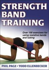 Strength Band Training Phil Page, Todd Ellenbecker Paperback
