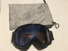 Smith Scope Snowboard/Ski Goggles, M, Black, Refletive lens