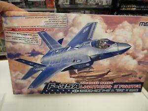 1/48 F-35 LIGHTNING FIGHTER  PLASTIC MODEL KIT By MENG