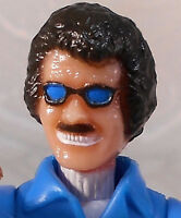 Richard Petty 43 NASCAR Action Figure ERTL Movable Motorsports Stock Car Racing