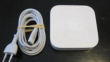 Apple AirPort Express 300 Mbps 2-Port 100 Mbps Verkabelt Router (MC414Z/A)
