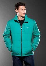 Men's Oakley Planitary DWR Jacket Puff Tafetta Lining Lush Green Size 2XL XXL