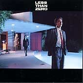 RARE Less Than Zero (1987 Film), Soundtrack DADC Aerosmith, Poison, Slayer