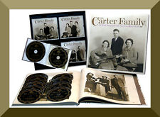 The Carter Family , In The Ehadow of Clinch Mountain ( 12 CD + Booklet )