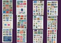 Stamp Collection From United Nations & United States, Free Shipping Worldwide