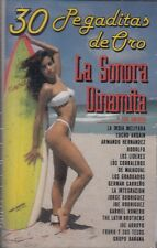 La Sonora Dinamita 30 Pegaditas De Oro Cassette