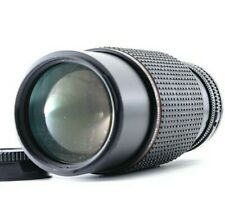 Excellent+++++ CANON NEW FD 80-200mm f/4 L Zoom Lens For Canon FD From Japan
