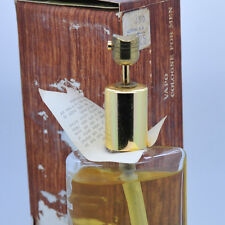 Vintage Floid Eau de Cologne 2 oz SPRAY bottle, made in Spain