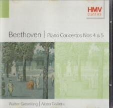 Beethoven Piano Concertos Nos 4 & 5