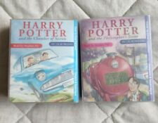 Harry Potter Chamber of Secrets and the Philosophers Stone  Audio Tape cassettes