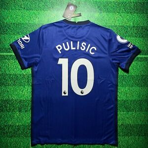 Christian Pulisic Chelsea 20/21 Home Jersey (1 Day Shipping)