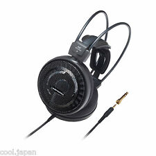AUDIO TECHNICA ATH-AD700X Audiophile Open-air Headphones Black NEW