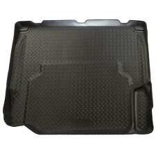2007-2010 Jeep Wrangler Unlimited Classic Style Black Rear Cargo Liner Free Ship